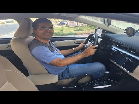 How to Drive Automatic Car ? Indian Living in Saudi Arabia