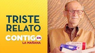 Pensiones en Chile: Abuelito gasta todo su dinero en medicamentos - Contigo en La Mañana