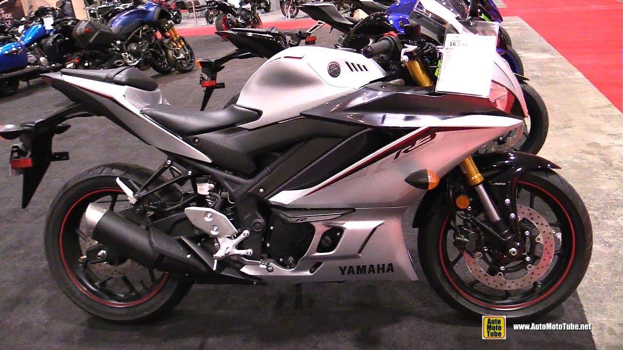 2020 Yamaha R3 - Walkaround - 2020 Toronto Motorcycle Show