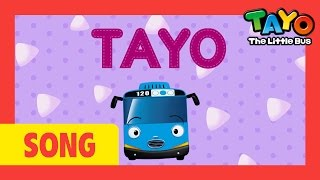 Tayo Song BINGO (Tayo Version) l Nursery Rhymes l Tayo the Little Bus