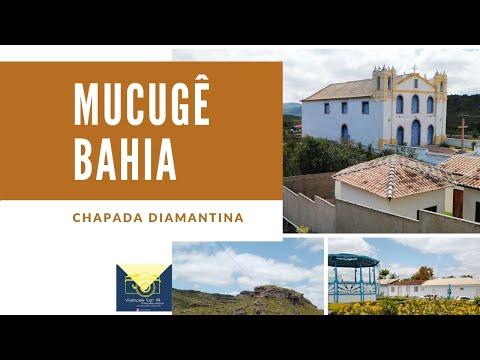 Cidade de Mucugê Bahia na Chapada Diamantina e Trilha Cachoeira do Tiburtino