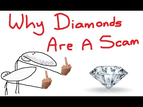 Why Diamonds Are A Scam