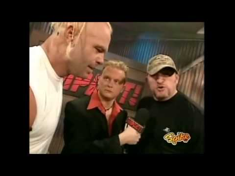 "Jeremy Borash Backstage Interview With The James Gang and ""Bullet"" Bob Armstrong"