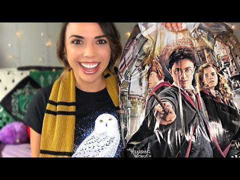 Wizarding World Of Harry Potter Haul! | Must Haves!