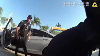 South Florida Cops Pull Man Out of Car and Break his Leg after he Curses at them