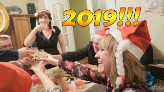VLOG: Встреча Нового Года в Кругу Семьи!!