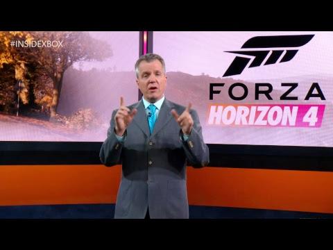 Inside Xbox Episode 5, ft. Forza Horizon 4