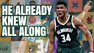 How Giannis and the Milwaukee Bucks have created a secret long-term plan