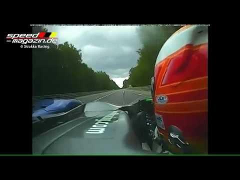 24h Le Mans Test 2012 - A lap of Circuit de la Sarthe - Jonny Kane