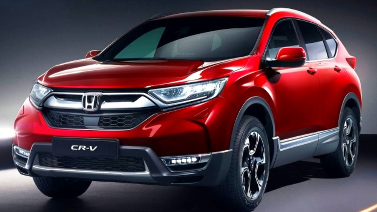 Honda CR-V Touring 2021 - Ccarprice ZAF