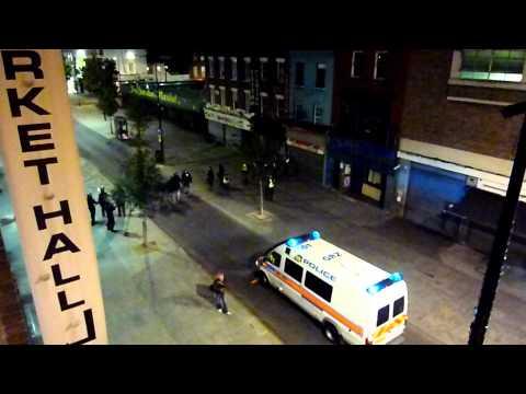 Camden Town riot footage 09/08/11
