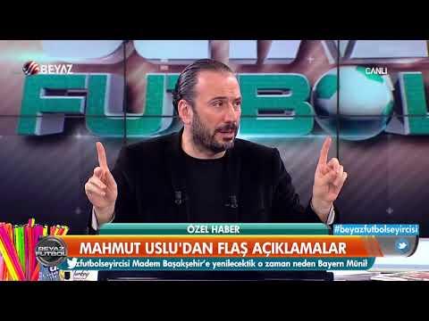 Mahmut Uslu'dan flaş Fatih Terim ve Bülent Yıldırım Açıklaması