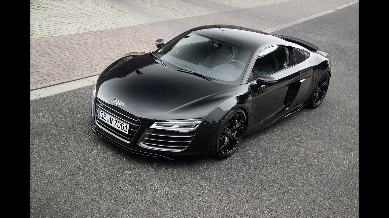 capristo audi r8 v10 plus 2014 s tronic accelerations. Black Bedroom Furniture Sets. Home Design Ideas
