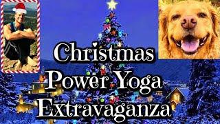 Christmas Power Yoga EXTRAVAGANZA - Sean Vigue Fitness