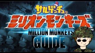 Ape Escape Million Monkeys Guide