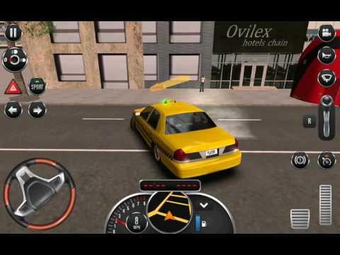Taxi Sim 2016 Gameplay Doovi
