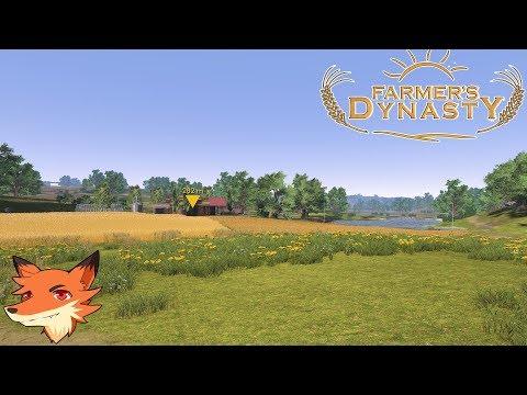 FARMER'S DYNASTY [FR] #2 On obtient des machines lourdes pour la ferme !