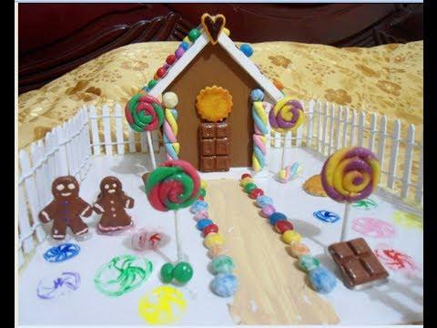 Mesa Decorada Con Chocolates