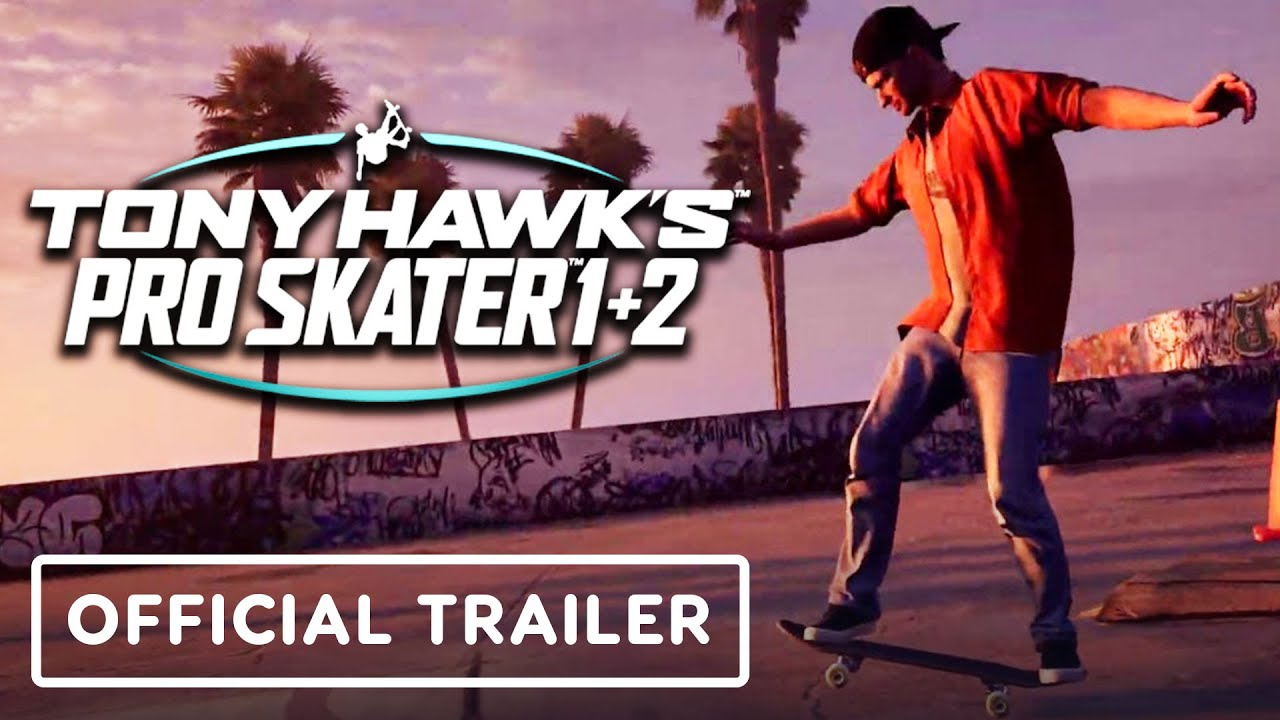 Tony Hawk's Pro Skater 1 and 2 - Official New Skaters Trailer | Summer of Gaming 2020 - IGN thumbnail