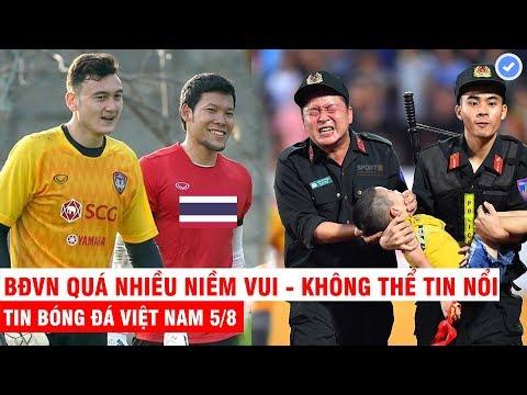 VN Sports 5/8 | Thái Lan run rẩy trước đại chiến với VN, Thiên Trường với 3 khoảnh khắc CĐV nhớ mãi