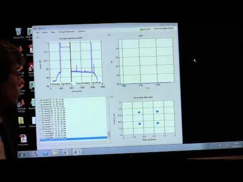 Use of TUD test facilities (LTE advanced)
