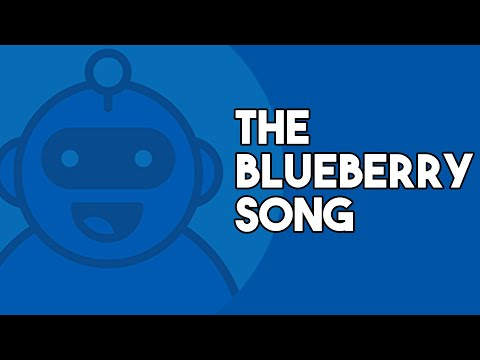 The Blueberry Song - JenEricLive Ft. Bitforce
