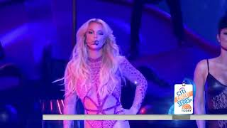 Britney Spears — Make Me Live @ Today Show 1