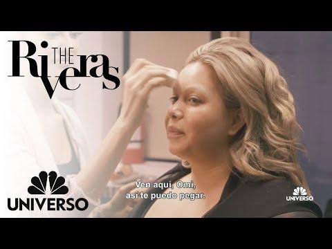 Chiquis transforms into La Diva | The Riveras | Universo