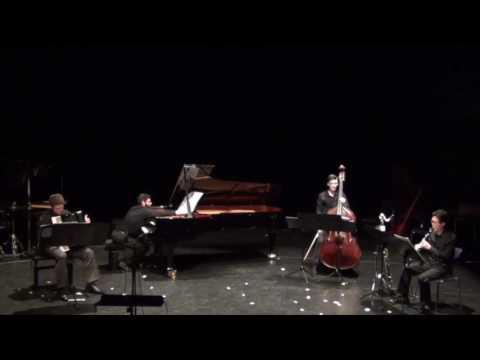 Rebecca Saunders - Quartet (1998) (excerpt)