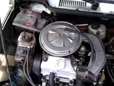 видео: ока с приоропоршнями под газ. 04 газовый двигатель