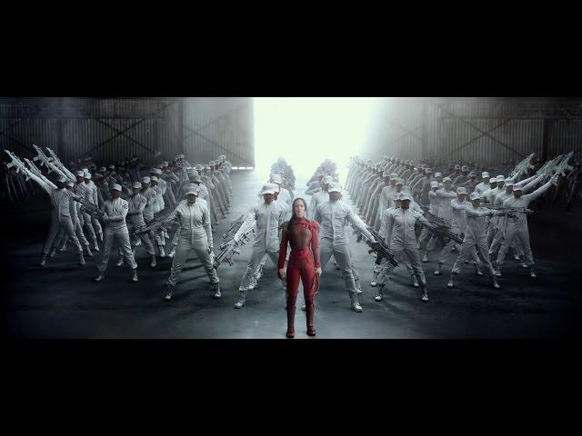 헝거 게임: 더 파이널 - 바이럴 영상 - A Message from District 13 – Stand With Us (한글자막)