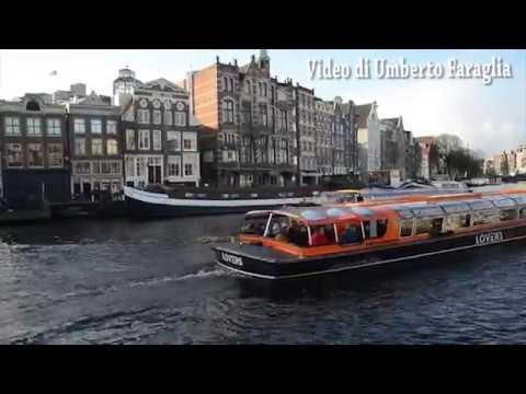 "I  Amsterdam ""Tourist Information"" video Umberto Faraglia"