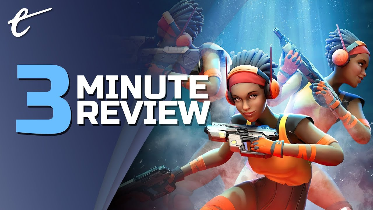 Quantum League | Review in 3 Minutes (Video Game Video Review)