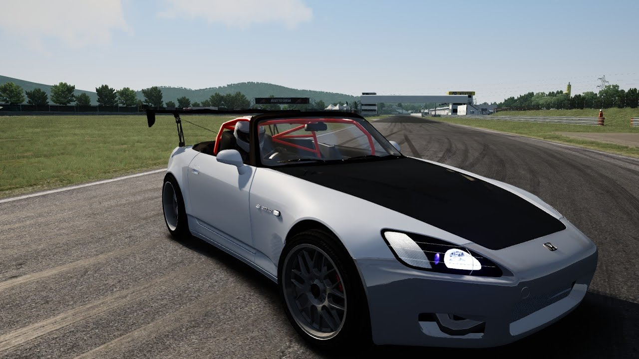 Assetto Corsa Drift Assetto Corsa Honda S2000 Drift Tune 43 Download Youtube
