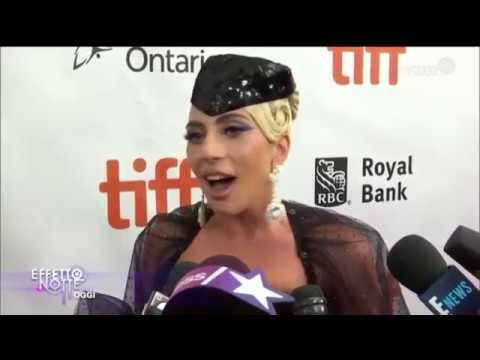 A Star Is Born Bradley Cooper E Lady Gaga A Effetto Notte Youtube