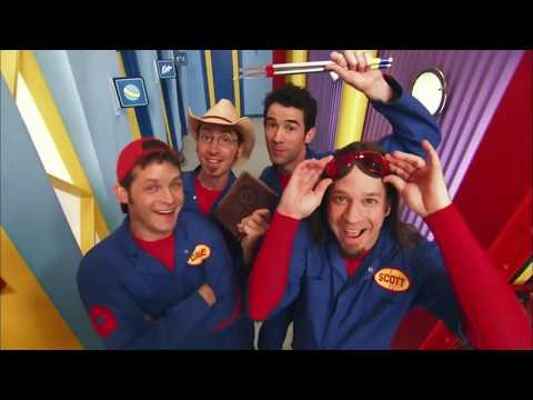 Imagination Movers Intro