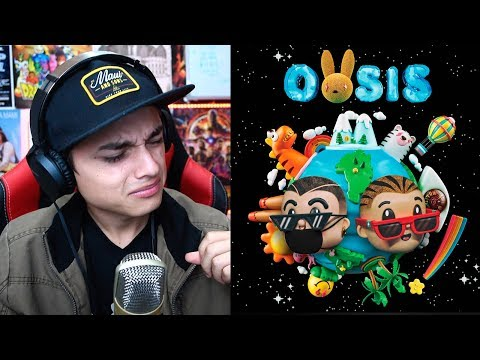 [Reaccion] J. Balvin, Bad Bunny - ODIO (Audio) OASIS - Themaxready