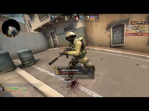 Messing with Asians in CSGO (Voice Changer Edition)