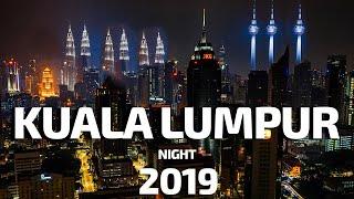 Kuala Lumpur City, Petronas Malaysia, Fountain Show (2019)