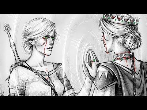 Цири: Спасительница или