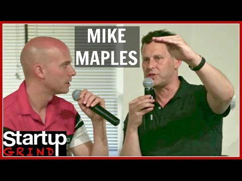 MIKE MAPLES | FLOODGATE | STARTUP GRIND SILICON VALLEY
