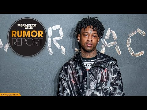 21 Savage Detained By ICE, Blueface Arrested On Felony Charges
