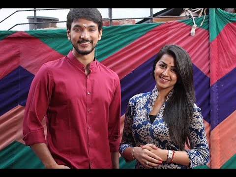 """Hara Hara Mahadevaki"" Movie Launch Stills - Gautham karthik, Nikki Galrani"
