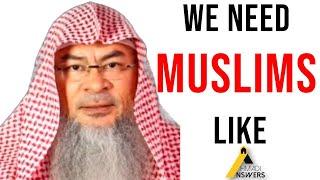 Assim al Hakeem on Live Television : We Need Muslims Like Ahmadi Answers