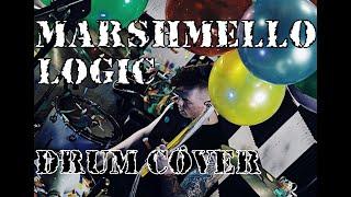 Baixar FLY x EVERYDAY [Drum Cover] Ft.Marshmello, Logic // Mashup