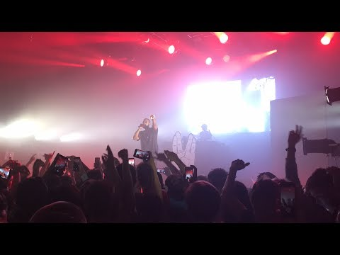 N. J RESPECT R - DAMSO - LIVE NANCY 2017