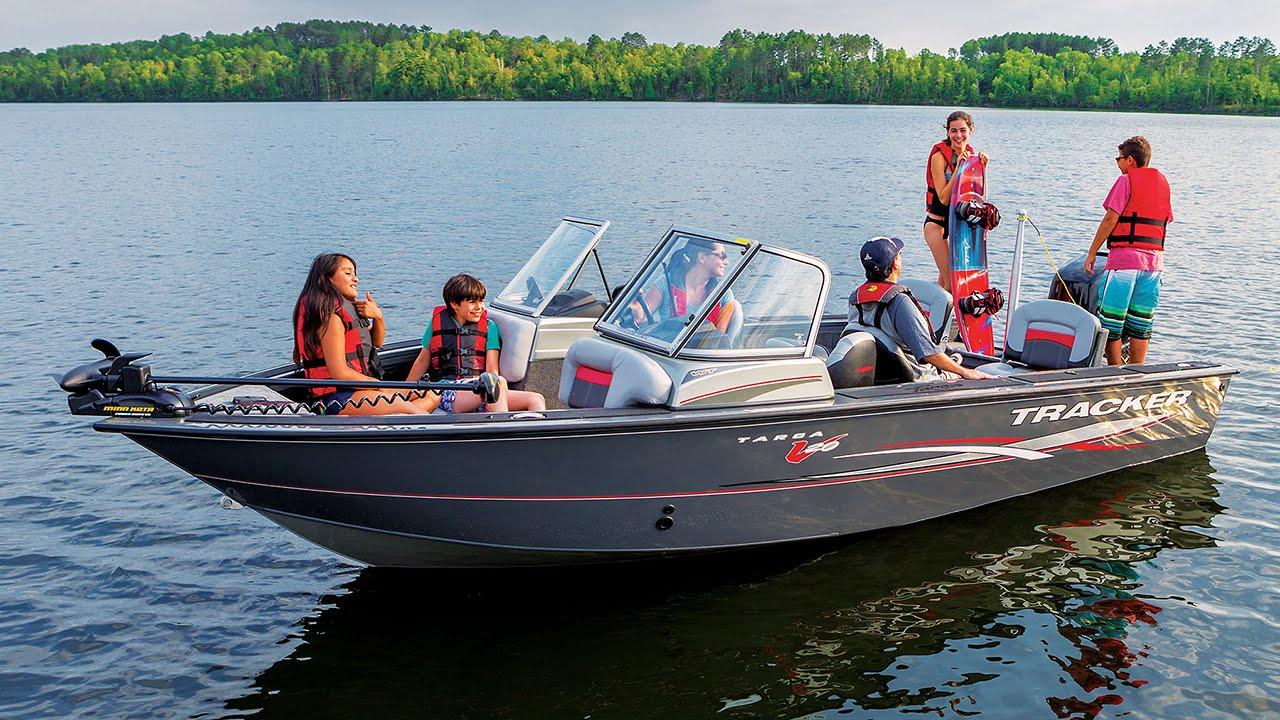 TRACKER Boats 2016 Targa V 20 WT Deep W Sport Package