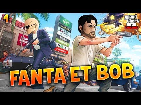 fanta et bob dans gta v - ep. 1 : pc master race