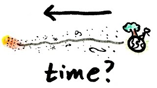 Why Doesn't Time Flow Backwards? by : minutephysics