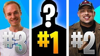 Top 10 Slechtste Fortnite YouTubers in Nederland! (deel 2)
